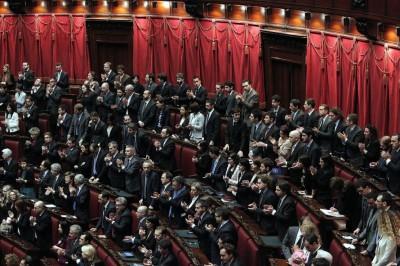parlamento italiano 5 stelle